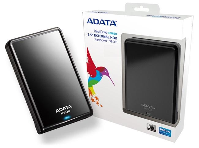 Adata External 2tb Usb 3 0 Hd Ahv620 2tu3 Cbk Wizz