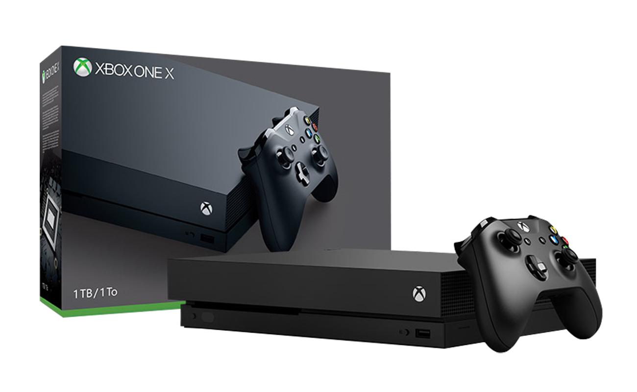 Xbox One X 1tb Wizz Computers Ltd
